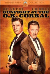 Gunfight at the O.K. Corral Poster 1