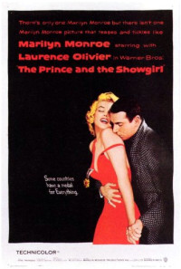 The Prince and the Showgirl Poster 1