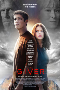The Giver Poster 1
