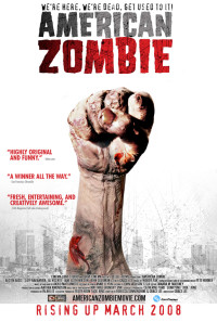 American Zombie Poster 1