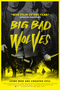 Big Bad Wolves Poster 1