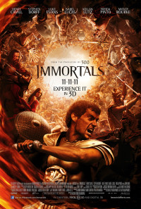 Immortals Poster 1