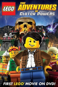 Lego: The Adventures of Clutch Powers Poster 1