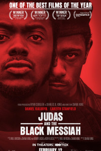 Judas and the Black Messiah Poster 1