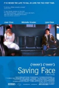 Saving Face Poster 1
