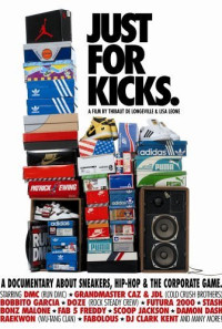 Just for Kicks Poster 1