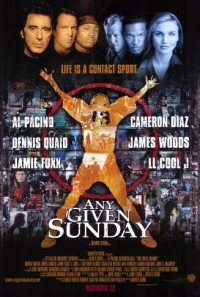 Any Given Sunday Poster 1