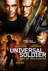 Universal Soldier: Day of Reckoning Poster 1