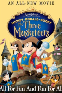Mickey, Donald, Goofy: The Three Musketeers Poster 1