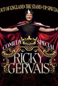 Ricky Gervais: Out of England - The Stand-Up Special Poster 1