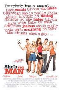 She's the Man Poster 1