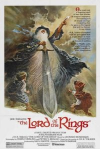 The Lord of the Rings Poster 1