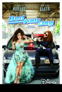 Bad Hair Day Poster 1