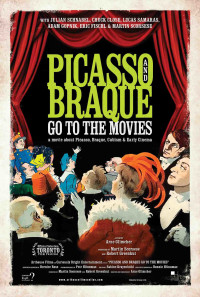 Picasso and Braque Go to the Movies Poster 1
