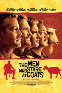 The Men Who Stare at Goats Poster 1
