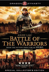 Battle of the Warriors Poster 1