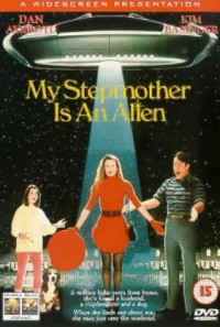My Stepmother Is an Alien Poster 1