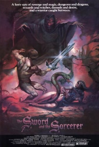 The Sword and the Sorcerer Poster 1