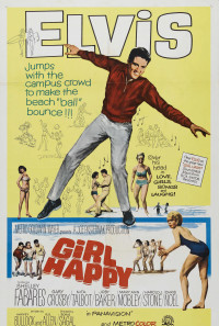 Girl Happy Poster 1