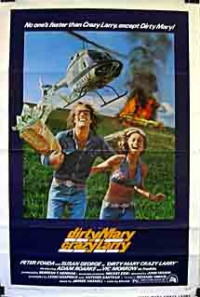 Dirty Mary Crazy Larry Poster 1
