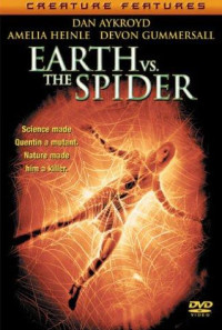 Earth vs. the Spider Poster 1