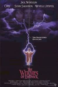 The Witches of Eastwick Poster 1