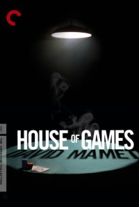 House of Games Poster 1