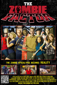 The Zombie Factor Poster 1