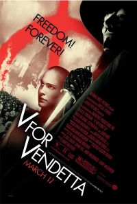 V for Vendetta Poster 1