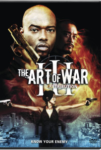 The Art of War III: Retribution Poster 1