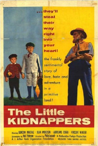 The Little Kidnappers Poster 1