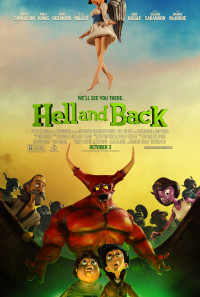 Hell and Back Poster 1