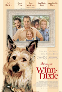 Because of Winn-Dixie Poster 1