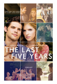 The Last Five Years Poster 1
