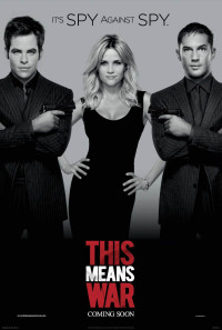 This Means War Poster 1