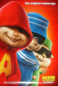 Alvin and the Chipmunks Poster 1