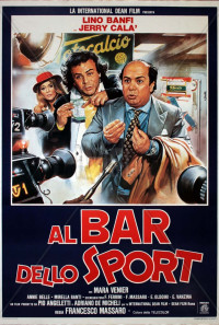 Al bar dello sport Poster 1
