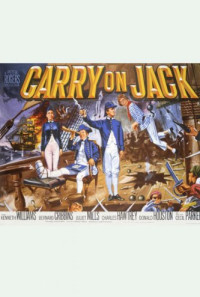 Carry on Jack Poster 1