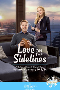 Love on the Sidelines Poster 1