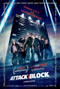 Attack the Block Poster 1