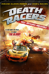 Death Racers Poster 1
