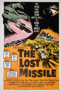 The Lost Missile Poster 1