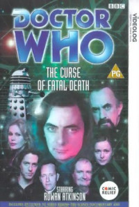 Comic Relief: Doctor Who - The Curse of Fatal Death Poster 1