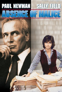 Absence of Malice Poster 1