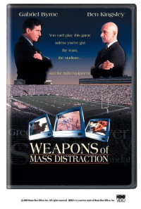 Weapons of Mass Distraction Poster 1