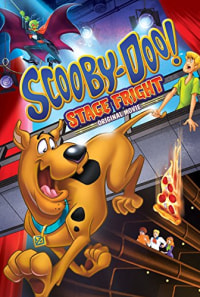 Scooby-Doo! Stage Fright Poster 1