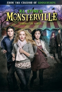 R.L. Stine's Monsterville: The Cabinet of Souls Poster 1