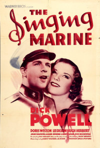 The Singing Marine Poster 1
