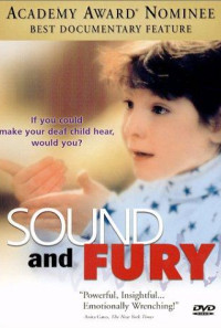 Sound and Fury Poster 1