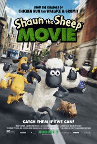 Shaun the Sheep Movie Poster 1